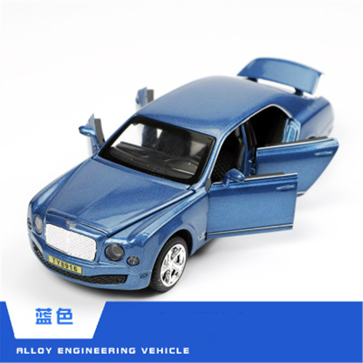 High Simulation Exquisite 1:32 Diecasts Toy Vehicles Car Styling Bentleys 1:32 Alloy Diecast Toy Model Legoed Friends For Kids