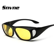 Los Hombres de conducción polarizada gafas de sol lentes oculos gafa Snvne hombre masculino gafas de visión nocturna gafas de sol luneta de soleil hb