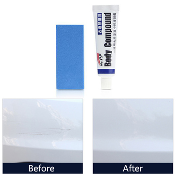 Car Scratch Repair Agent Paint Care Remover Polishing Paste For Renault sceni c1 2 c3 modus Duster Logan Sandero image