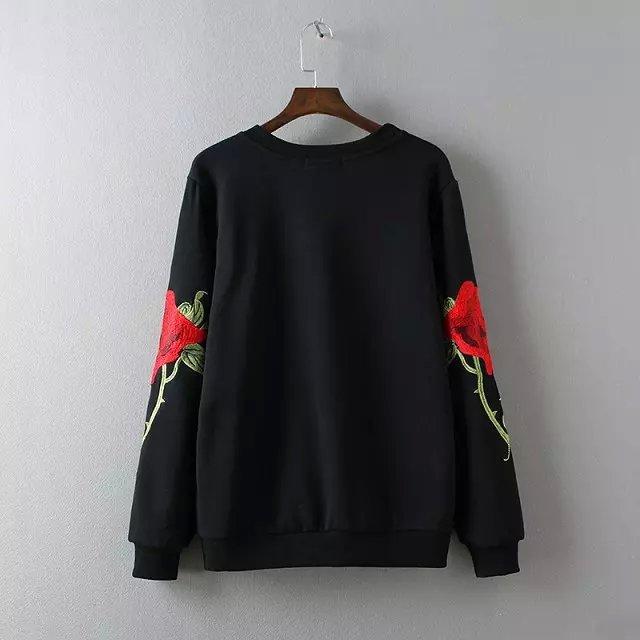 HTB1j4WtOpXXXXXwXXXXq6xXFXXXI - BTS Rose Embroidered Sweatshirt