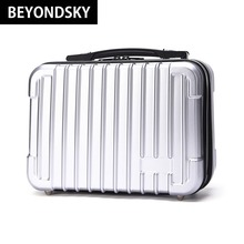 DJI Spark Luxury Suitcase Travel Waterproof Transportation Case Drone Storage Carry Bags Portable Hard Shell Box For Quadcopter