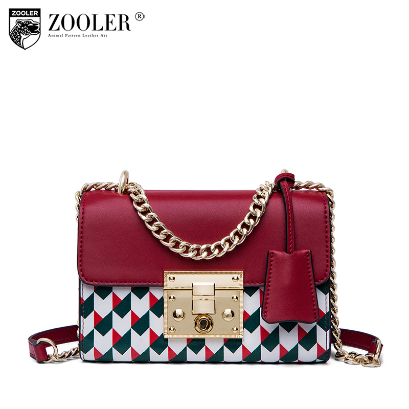 ZOOLER woman leather shoulder bags for women 2018 handbags women bags cross body messenger bag bolsos mujer bolsa feminina#S123 2018 women messenger bags vintage cross body shoulder purse women bag bolsa feminina handbag bags custom picture bags purse tote