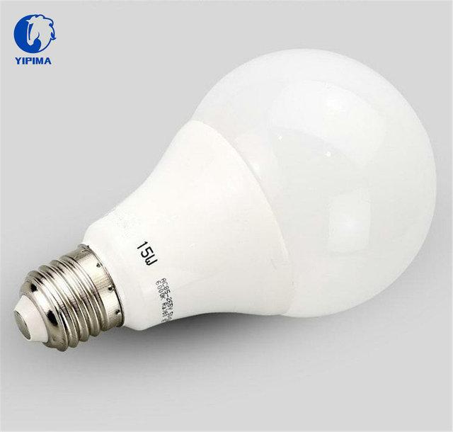 Lampade E27 A Led.Us 2 67 Blub E27 Led Lamp Lights 3w 5w 7w 9w 12w Lampade Led Led Bulb For Motor Home Marine Outdoor Lighting Led Circle In Led Bulbs Tubes From
