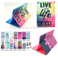 For Apple Ipad Air 2 For Ipad 6 2015 PU Leather Tpu Stand Case Cover Skin