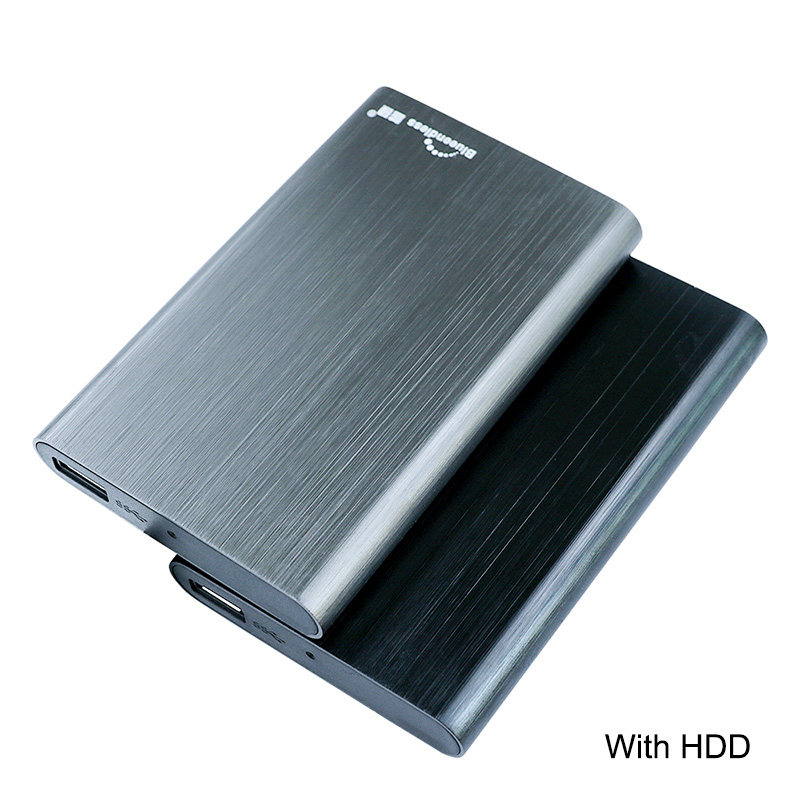 250G/320G/500G/750G/1TB/2TB HDD hard disk with hdd enclosure for 2.5 '' hard disk sata HDD with aluminum case USB 3.0 sata ugreen hdd enclosure sata to usb 3 0 hdd case tool free for 7 9 5mm 2 5 inch sata ssd up to 6tb hard disk box external hdd case