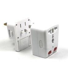 Smart WIFI EU UK US Plug Standard Power adapter USB adapter multifunction Socket Smart Switch motion detection universal adapter