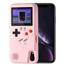 Gameboy Phone Case 36 Retro Video Games Color Display Cover Accessories For IPhone