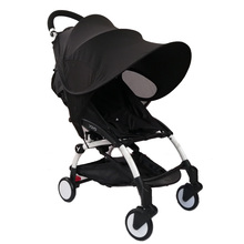 Baby Stroller Accessories Ultraviolet-Proof Sun Visor Sun-shading Cover For Babyzen YOYO+ YOYA And High Landscape Strollers