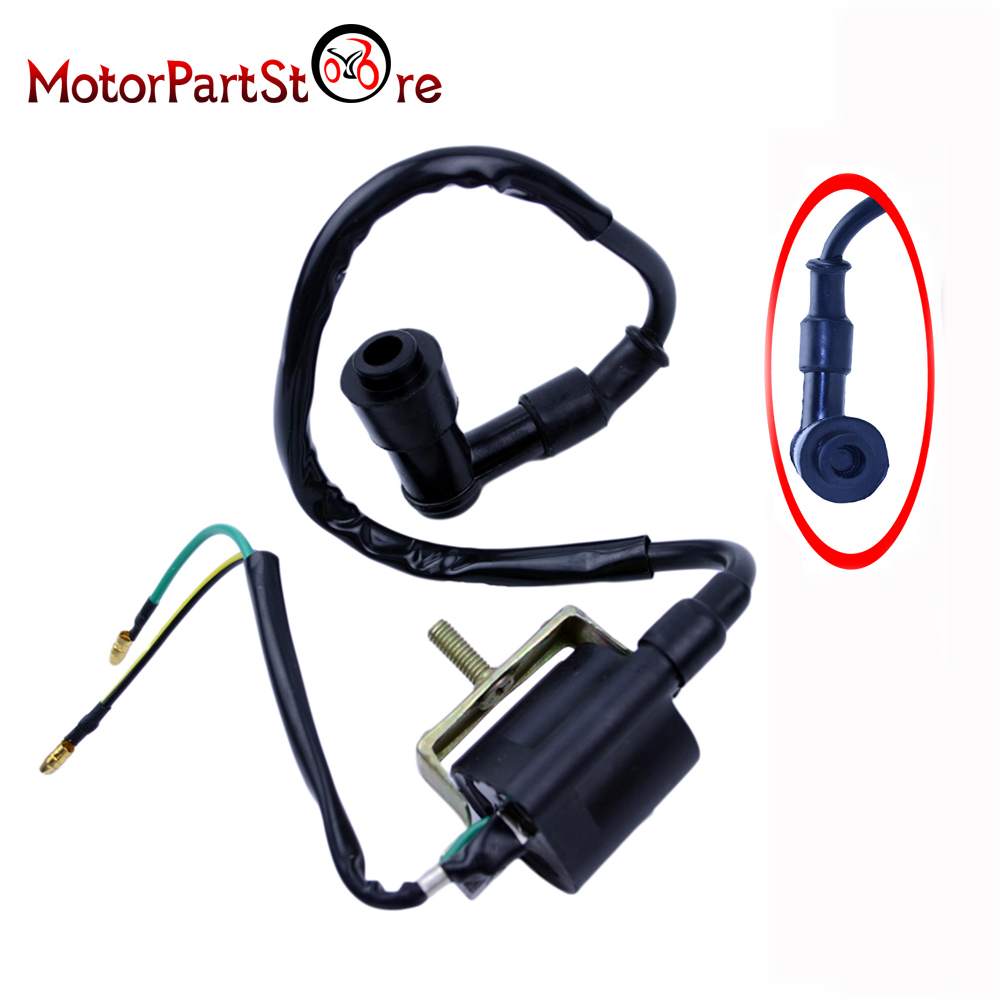 Ignition Coil Spark Coil plug boot for HONDA Z50 Z 50 DIRT BIKE 1978 1999  D20-in Motorbike Ingition from Automobiles & Motorcycles on Aliexpress.com  ...