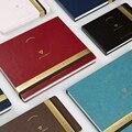Klassische Aquarell Marker Professionelle Sketch 300gsm Papier Tragbare Band Notebook 28 Blatt Kostenloser Versand