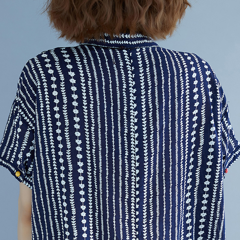camisa de maternidade primavera verao camisas tarja 05