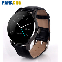 PARAGON Smart watch K88H man sport runing wearable devices bluetooth 4.0 smartwatch android electronics kw18 gt08 gt88 moto 360