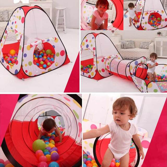 Colourful & Portable Pop Up Kids Play House