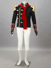 Final Fantasy Type-0 Suzaku Peristylium Class game cosplay Eight cosplay Halloween Costumes