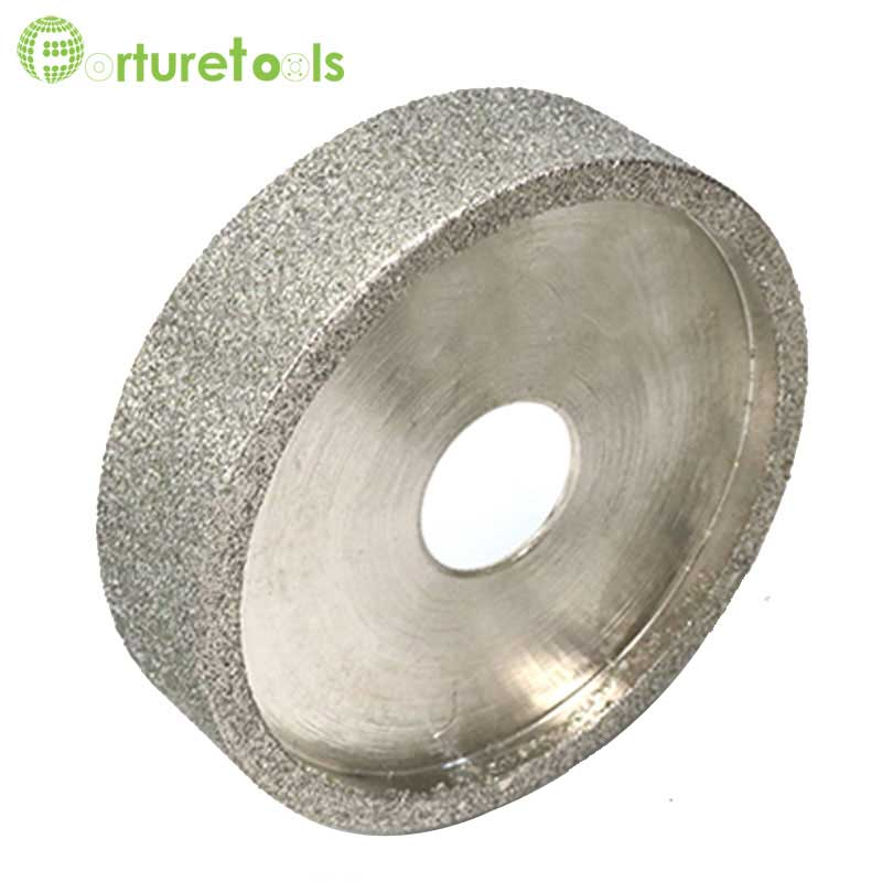 1 piece diamond coated abrasive wheels Diameter 80 hole 20mm for alloy tungsten glass ceramic stone grinding DD065  stone abrasive grinding plane stone flower pot base diameter 45 super wear