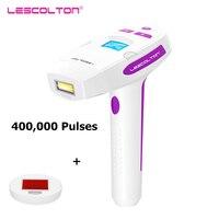 Lescolton IPL Hair Removal Machine Laser Epilator Quartz Lamp Hair Removal Permanent Bikini Trimmer Electric depilador a laser