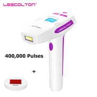 Lescolton IPL Hair Removal Machine Laser Epilator Quartz Lamp Hair Removal Permanent Bikini Trimmer Electric depilador a laser