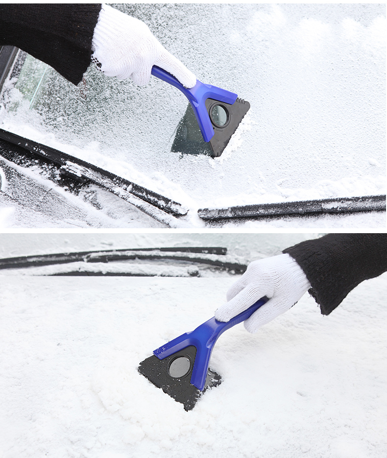 SEBTER многофункциональная лопата для снега Лопата кисть от снега для машины скребок для снега холодильник размораживание противоскользящая Лопата зимние инструменты