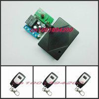 DC12V Door Access Entery Guard Wireless Control Switch System Momentary Time Delay 3 12S Adjustable Door