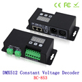 Новый DMX512 3CH декодер постоянного напряжения входной сигнал DMX512/1990 LED контроллер выходной сигнал постоянное напряжение pwm x 3 DC12V-24V