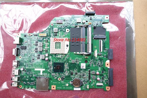 Suitable for dell N5040 Laptop Motherboard Mainboard CN-0X6P88 X6P88 48.4IP01.011 DDR3 100% tested OK 3pddv cn 03pddv laptop motherboard for dell inspion m5030 hd4200 graphics ddr3 mainboard