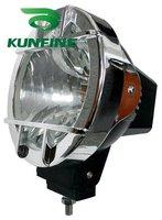 12 V/55 W 7 POUCE HID Conduite Lumière HID Offroad Tache/Inondation faisceau de Lumière pour SUV Jeep Camion ATV XENON HID Brouillard lumières