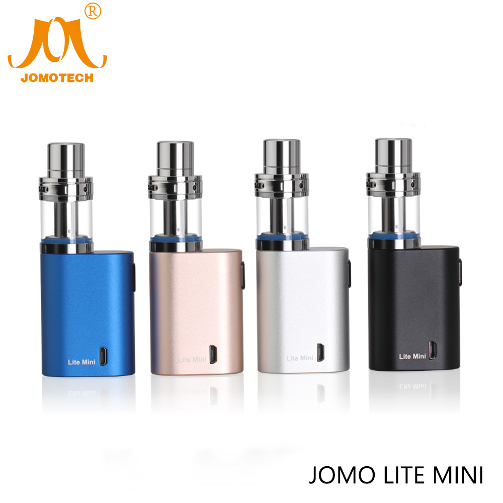 Russian Warehouse Original JomoTech Best E-cig Kit Lite Mini Vape Mod Lite 35W E-cigarettes 0.5ohm Electronic Cigarette Jomo-111