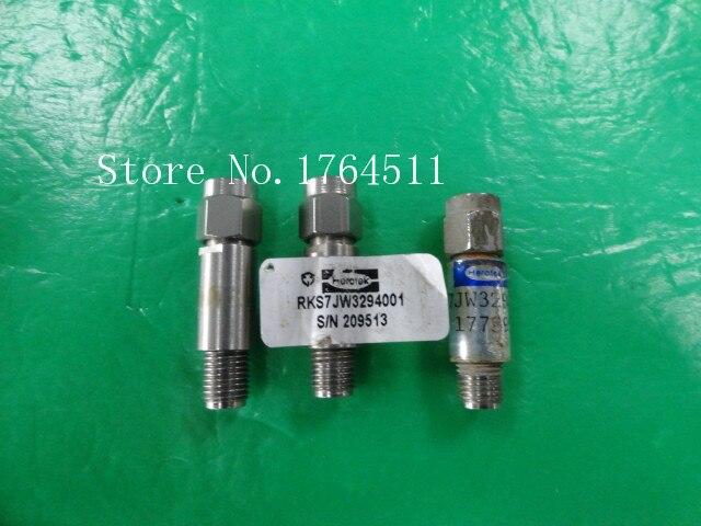 [BELLA] HEROTEK RKS7JW3294001 2-18GHZ RF Coaxial Detector SMA