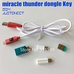 Miraclekey/wunder donner dongle/wunder werkzeug donner dongle statt miracle box und schlüssel