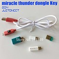 miraclekey / miracle thunder dongle / miracle tool thunder dongle instead of miracle box and key
