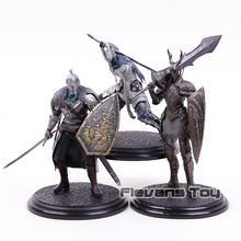 Hot Game Dark Souls Black Knight / Faraam Knight / Artorias The Abysswalker PVC Statue Figure Collectible Model Toy