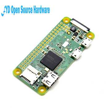 1PCS Raspberry Pi Zero W Board 1GHz CPU 512MB RAM with Built-in WIFI & Bluetooth RPI 0 W - DISCOUNT ITEM  17% OFF All Category