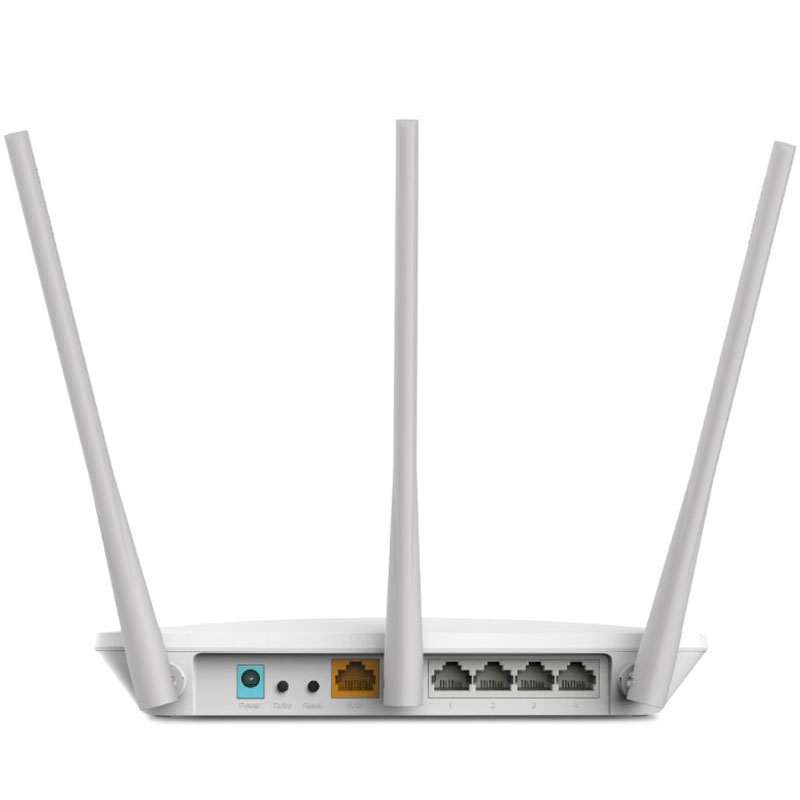 Fibre optique mercure MW456R Wifi gamme de routeur Extender 450 Mbps routeur maison sans fil Wifi amplificateur de Signal WIFI Booster - 4