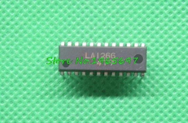 1pcs/lot LA1266 1266 DIP-24 In Stock