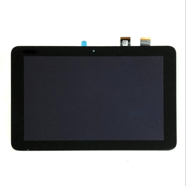 محول الأرقام بشاشة تعمل بلمس مع شاشة الكريستال السائل كامل الجمعية استبدال ل Asus محول كتاب T102H T102HA