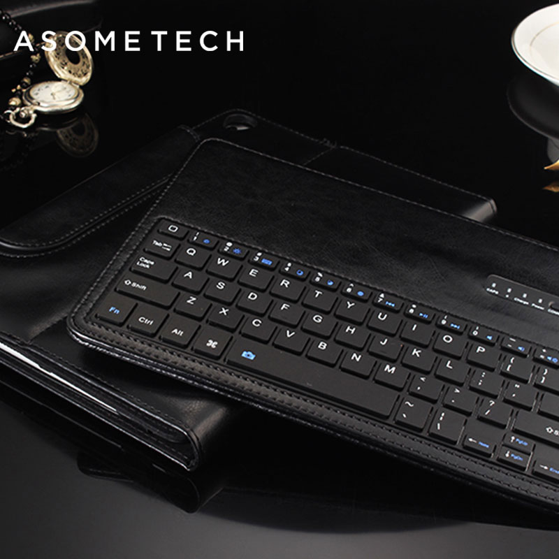 Removeable Wireless Bluetooth Keyboard Case PU shockproof Cover For Ipad 2 3 4 Protective stand Fundas For Tablet ipad pro 9.7 for ipad pro 10 5 shockproof magnet 2 in1 bluetooth 3 0 wireless keyboard foldable flip case stand cover holder for ipad 2 3 4