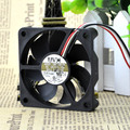 Free Delivery. 6010 12 v 0.10 A 6 cm and 6 cm chassis CPU fan C6010B12H silent power