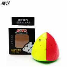 Newest QiYi MASTERMORPHIX Magic Cube Competition Speed Puzzle Cubes Toys For Children Kids cubo magico Rice Dumpling cube new arrival of shengshou mastermorphix 5x5x5 cube rice dumpling stickerless magic cube speed puzzle cube toys