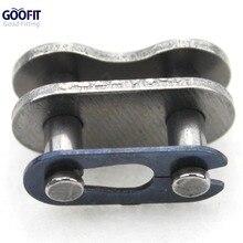 GOOFIT 1 Pcs 420 Chain Master Link for ATV Dirt Bike Go Kart G043-031