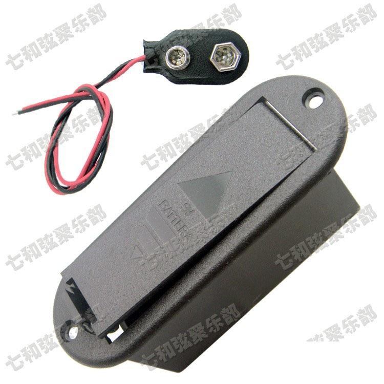 Battery Clip for 9-Volt Blocks High quality 5er setpreis