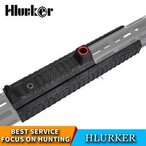 Image 2 - Tactical Keymod Cover Handguard Ar15 Rail Mlok Free Float AR 15 M Lok Grip Hand Stop Gun Accessories Hunting Rifle