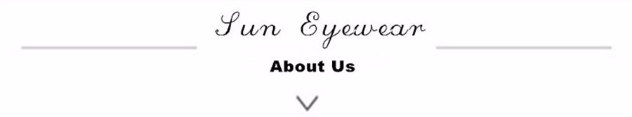 sun eyewear about us