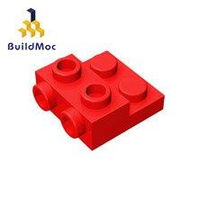 Construcdmoc Compatible assemble des particules 99206 2x2 pour blocs de construction pièces bricolage éducatif Tech pièces jouets
