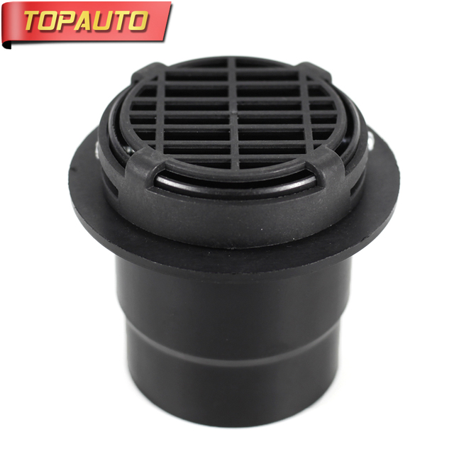 57f324ec8867d 60 90mm 2KW 5KW Air Outlet Hood Plastic Net Cover Cap Of Exhaust Pipe For  Car