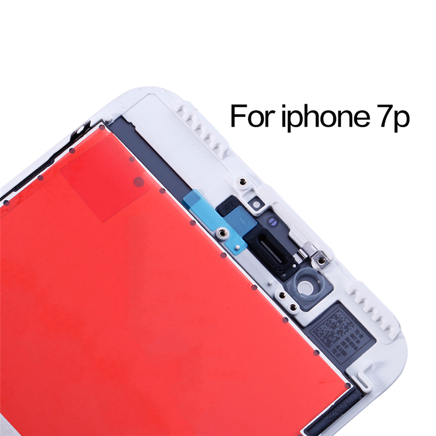 LCD for iphone 7 plus display Touch Screen Digitizer Assembly Replacement  for iphone 7 LCD ecran pantalla+tempered glass