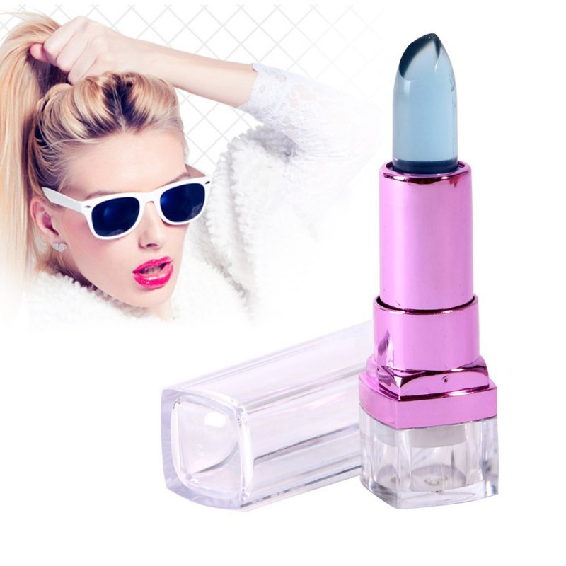 Sexy Jelly Lipstick Magic Color Temperature Change Long Lasting font b Lip b font Gloss Moisturizing