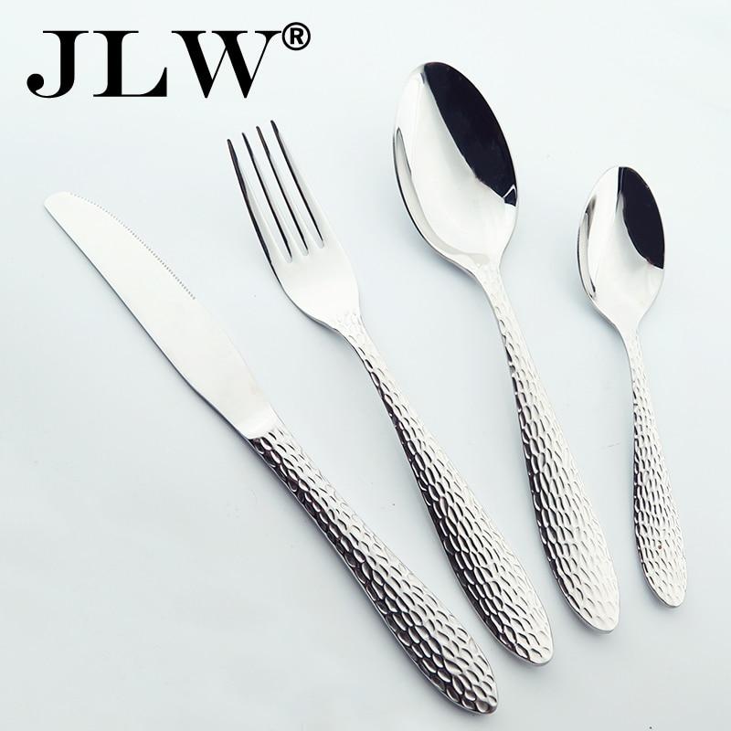 buy silver cutlery set stainless steel. Black Bedroom Furniture Sets. Home Design Ideas