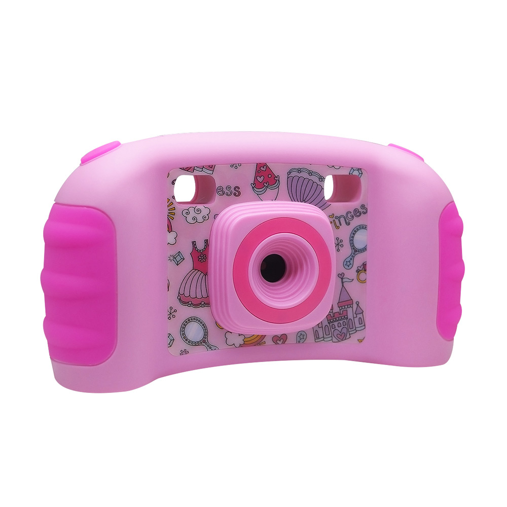 Digital Kids Game Camera 5MP Action Camera Video Photo Sport Camcorder DV with 1.8 Inch LCD Screen Blue Pink 2 Colors