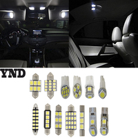 Super White Error Free LED Package For Porsche Cayenne 2003 15 Canbus No Error