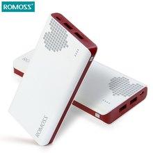 Romoss смысл 6 pixel сердце 20000 мАч внешняя батарея портативное зарядное устройство мобильный банк питания для мобильного телефона/mp3 pda/консоли